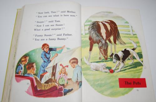 Ginn the little white house vintage reader 7