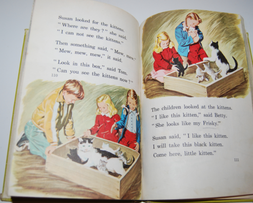 Ginn the little white house vintage reader 16