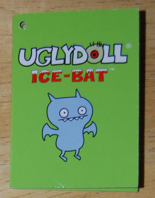 Uglydolls ice bat book