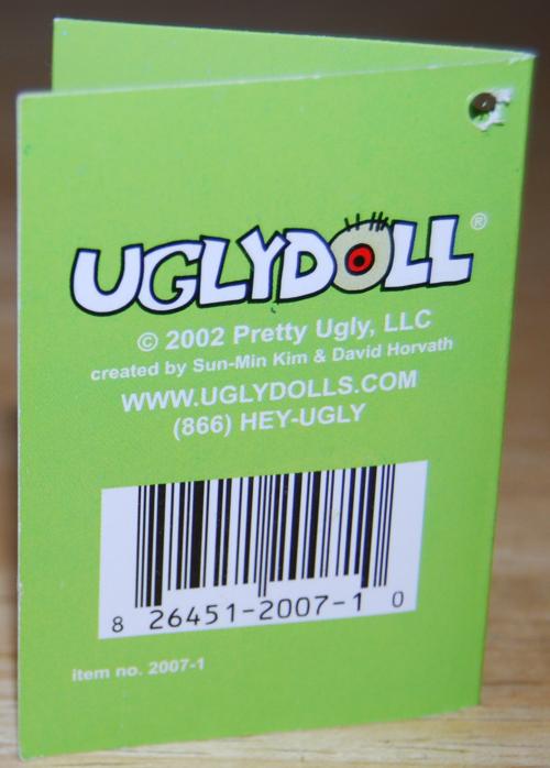 Uglydolls ice bat book 3