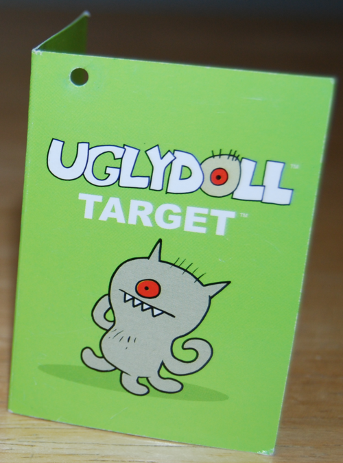 Uglydolls target book