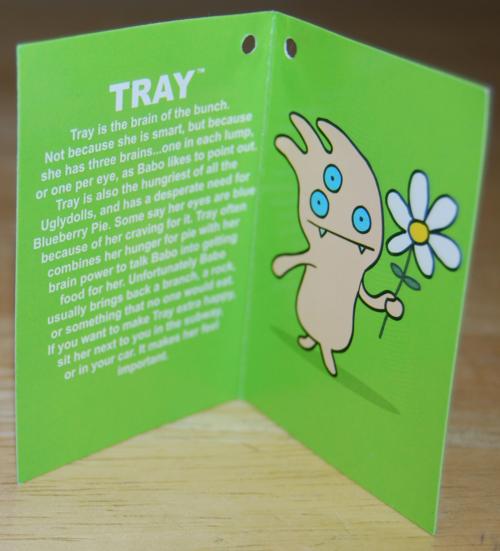 Uglydolls tray book 2