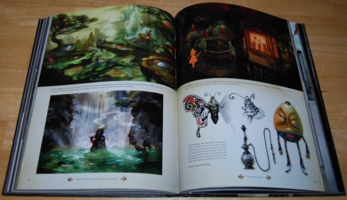 The art of alice madness returns book 9