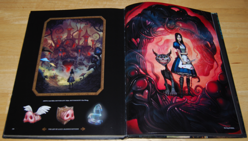 The art of alice madness returns book 13