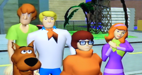 Scooby doo mystery mayhem ps2 8