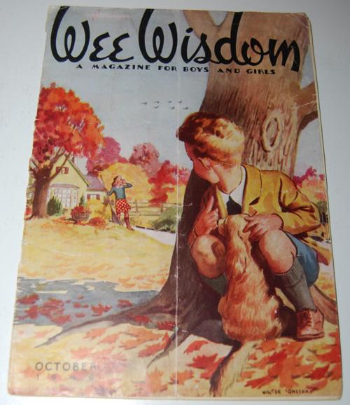 Wee wisdom october 1946