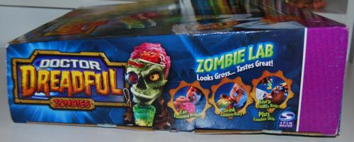 Doctor dreadful zombie lab 4
