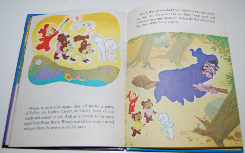 Casper & wendy vintage wonder book 6