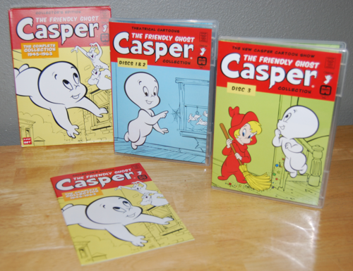 Casper the friendly ghost dvd collection