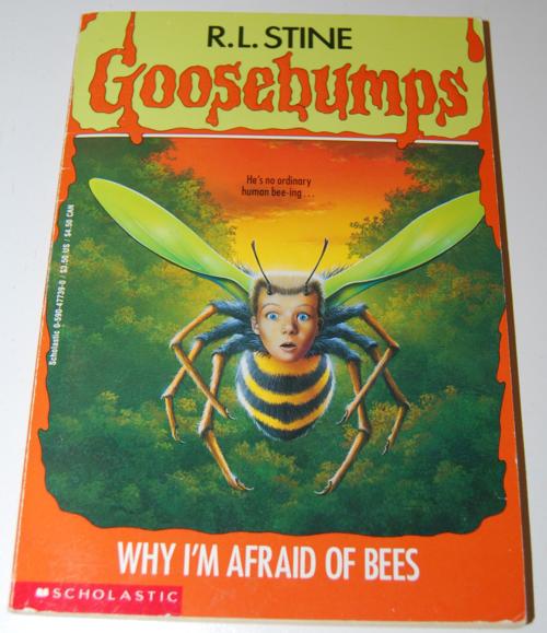 Goosebumps scholastic books 8
