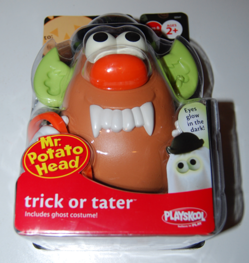 Playskool mr potatohead halloween