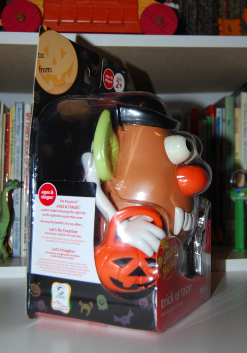 Playskool mr potatohead halloween 1