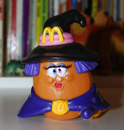 Chicken mcnugget buddies halloween toys 3