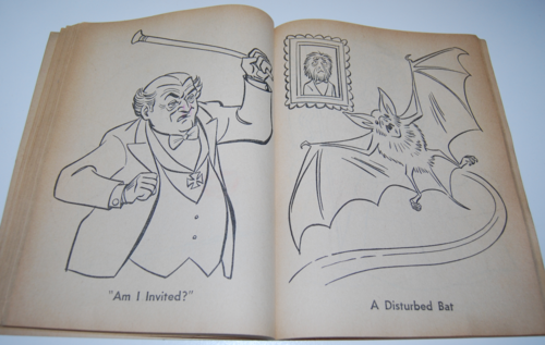 The munsters whitman coloring book 11