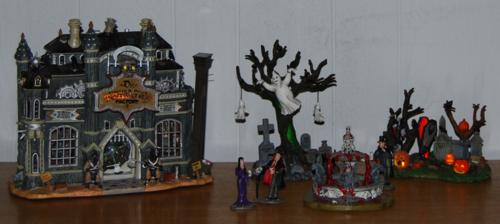 Lemax spookytown 2
