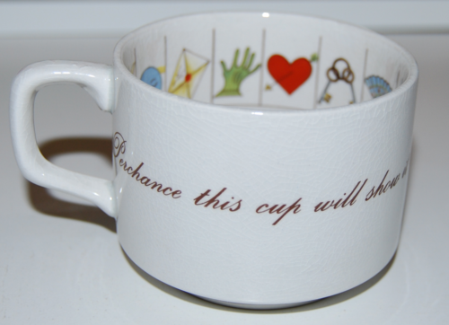 The taltos fortune telling teacup 14