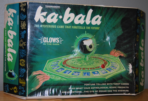 Kabala game transogram 4