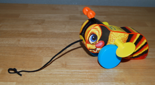Fisher price busy bee toy