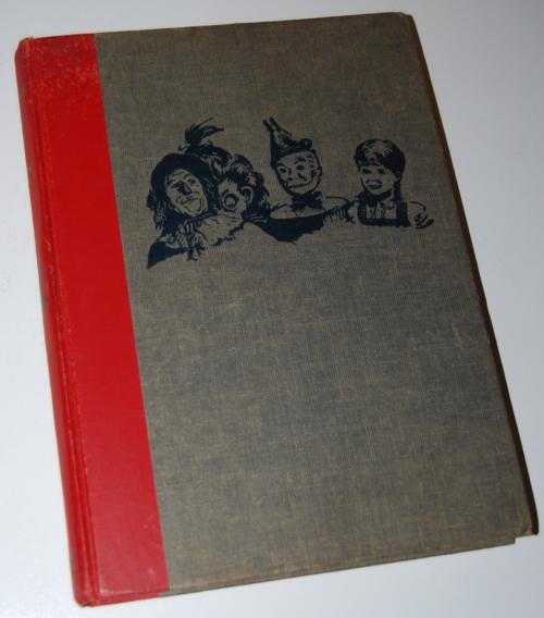 Wizard of oz book 1944