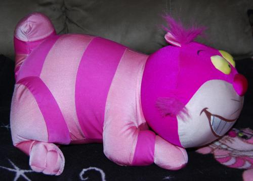 Big fat cheshire cat plush toy 1