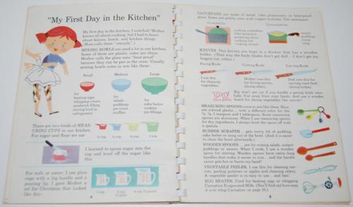 Fun to cook book carnation 3