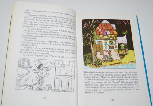 Raggedy ann in the magic book 5