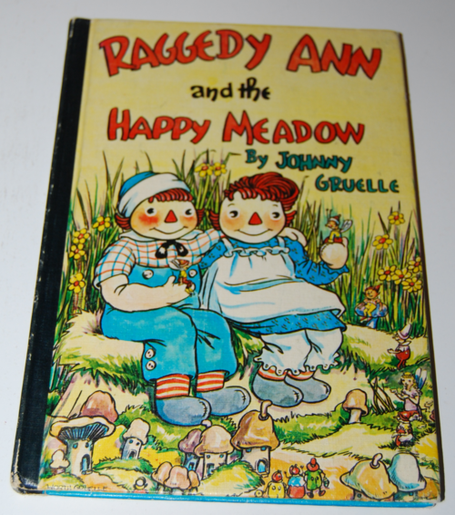 Raggedy ann & the happy meadow