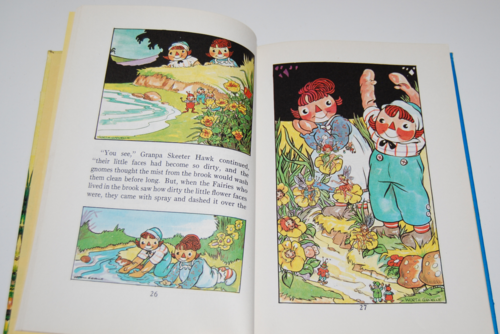 Raggedy ann & the happy meadow 6