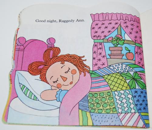 Raggedy ann golden book 8
