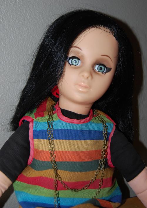Scooba doo doll mattel 1964 2