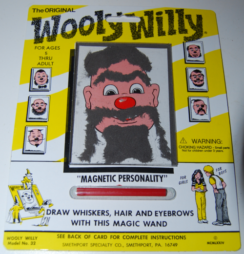 Wooly willy 3