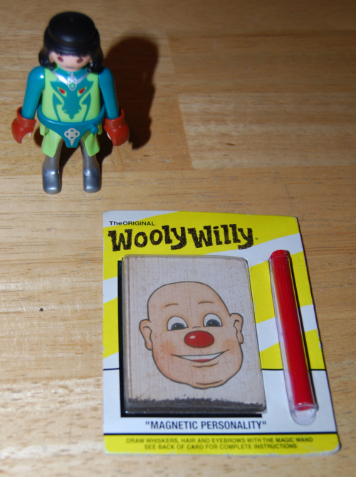 Wooly willy mini x