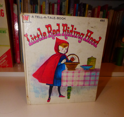 Little red tell a tale