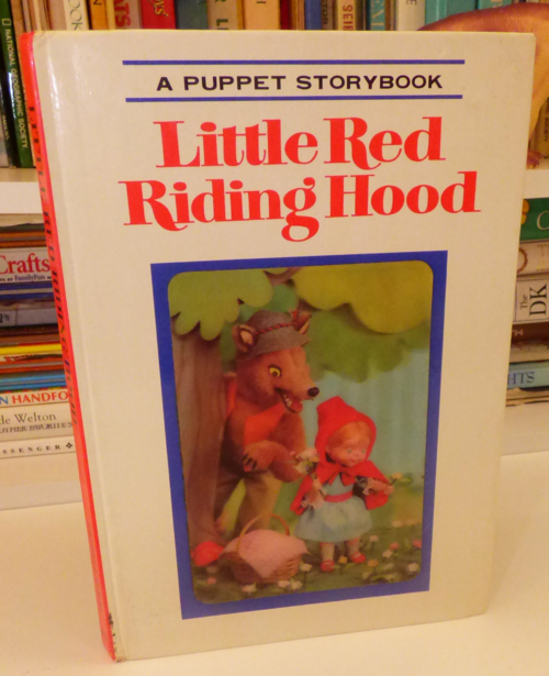 Little red riding hood books 28