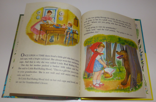 Little red riding hood books 36