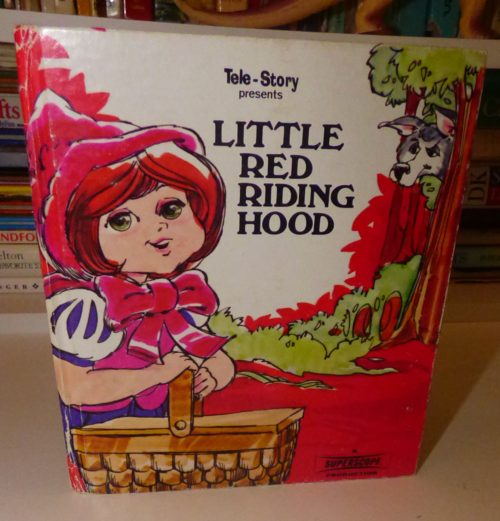 Little red riding hood books 5
