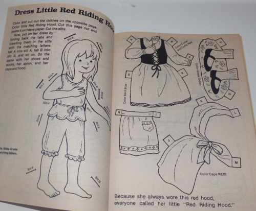 Little red riding hood books 43