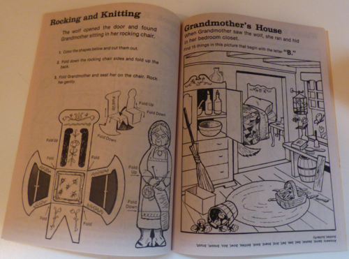 Little red riding hood books 47