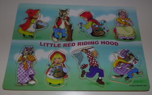Little red riding hood books 54