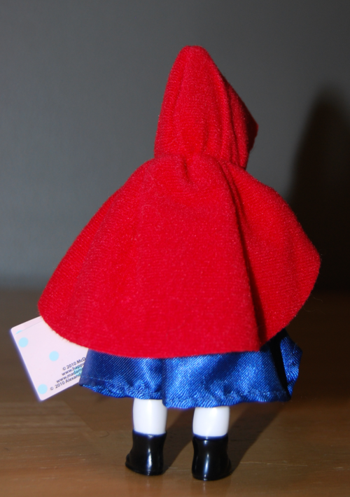 Little red riding hood madame alexander 3