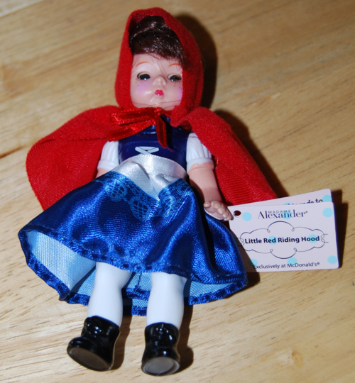 Little red riding hood madame alexander 4