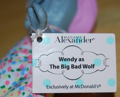 Wendy wolf madam alexander 4