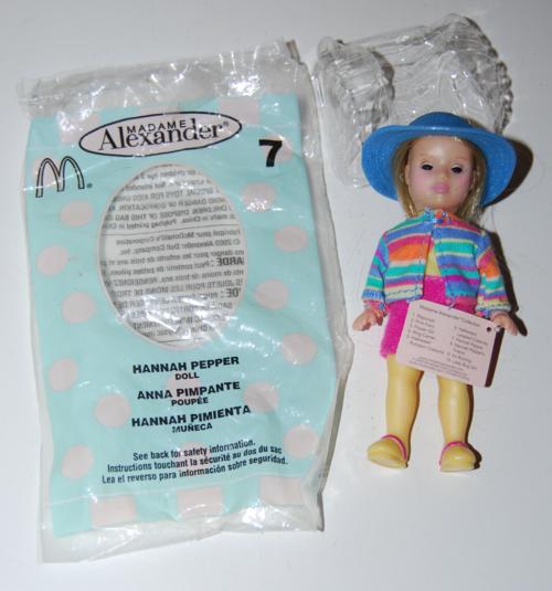 Madame alexander doll mcd 3