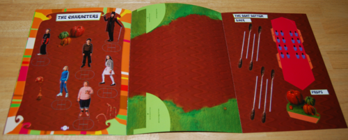 Charlie & the chocolate factory activity book 5
