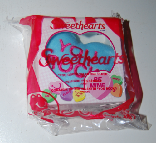 Sweethearts plush happy meal toy 3