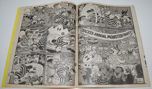 Gumby cracked magazine sept 1987 3