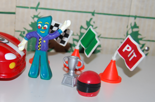 Gumby racer playset 2