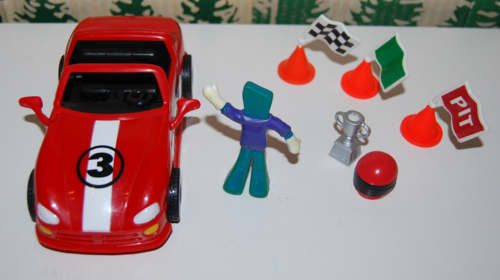 Gumby racer playset 4
