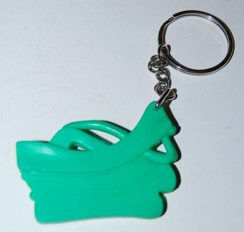Clayboy gumby keychain x