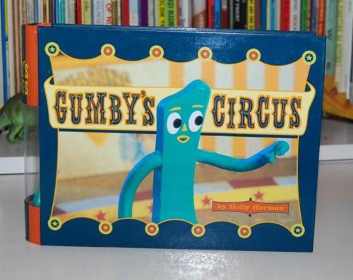 Gumby's circus holly harman
